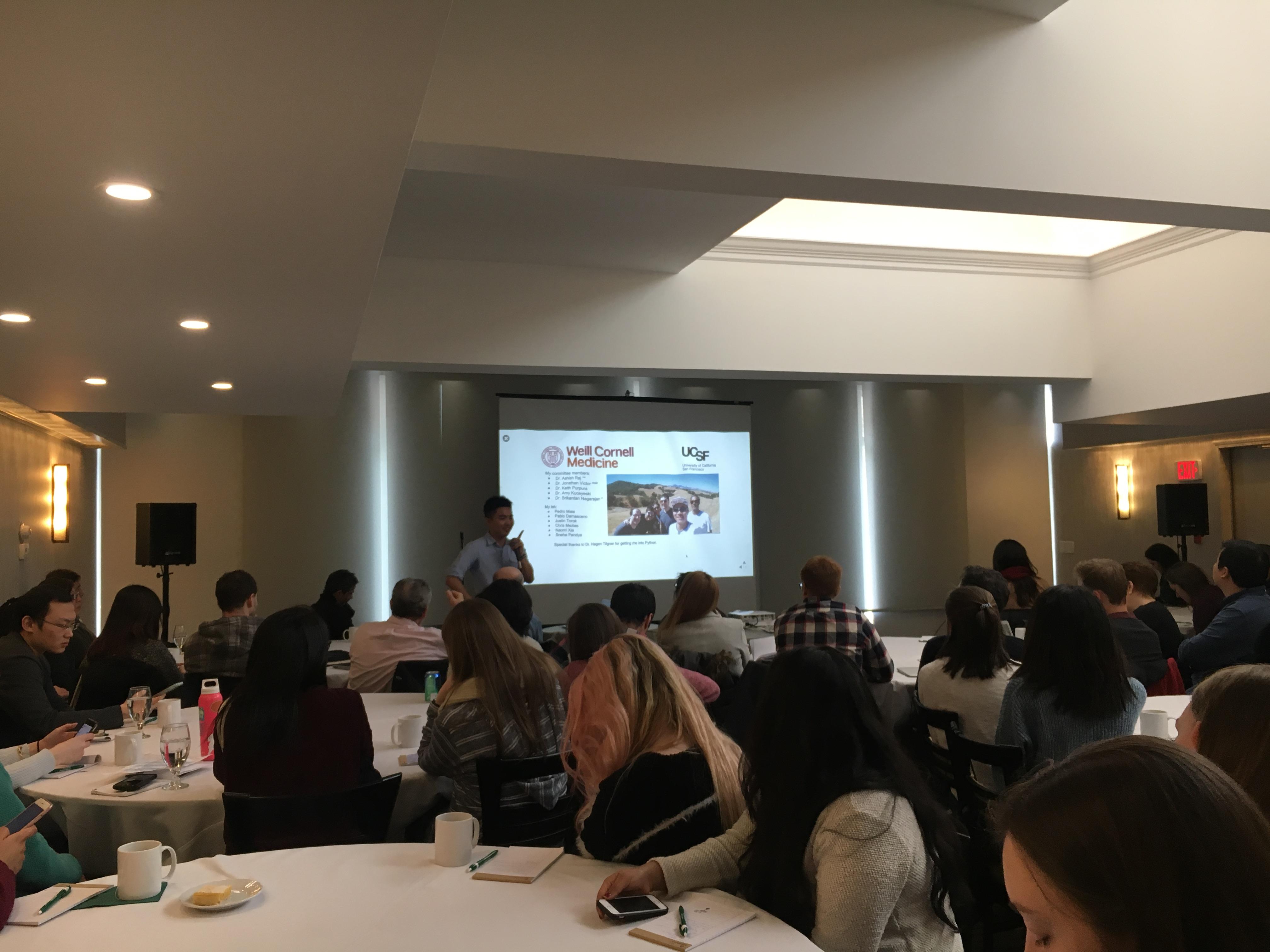 Bobby Retreat '19 presentation