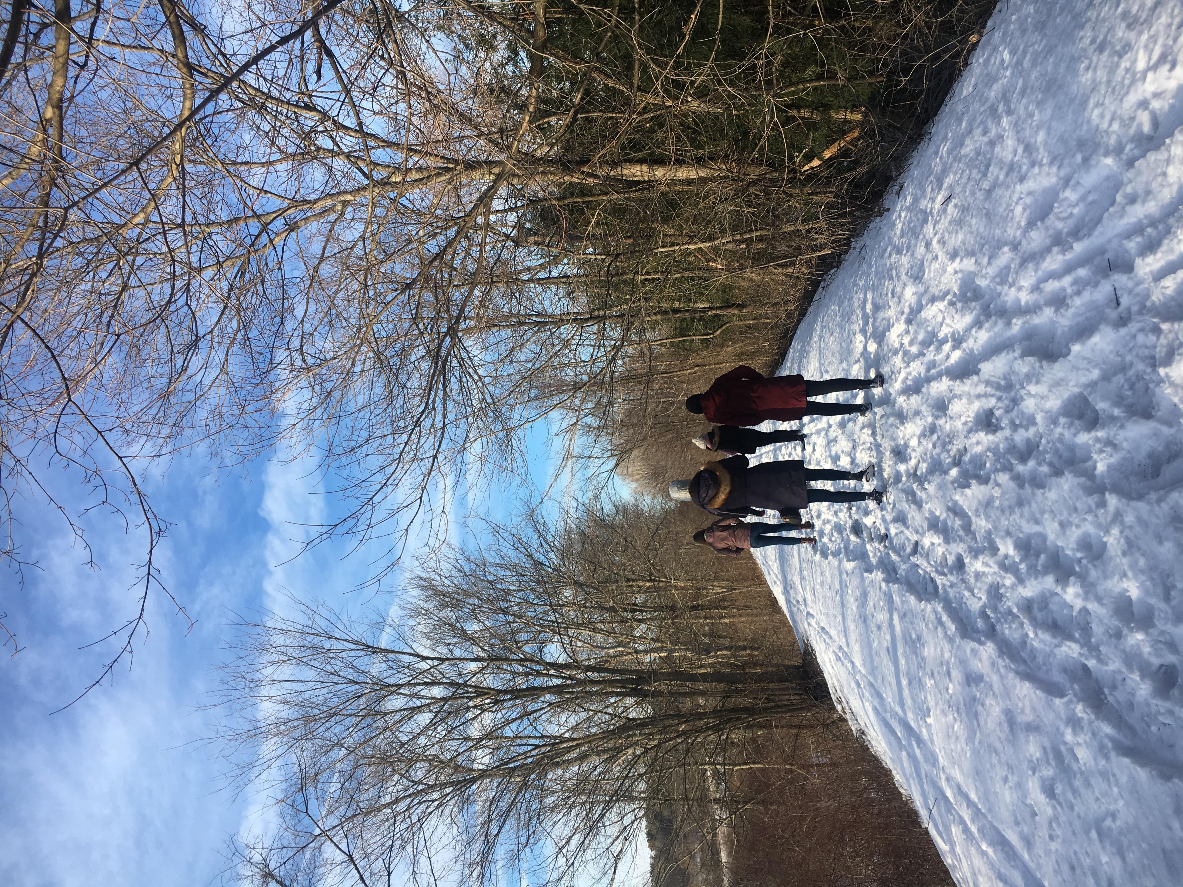 retreat walk 2019