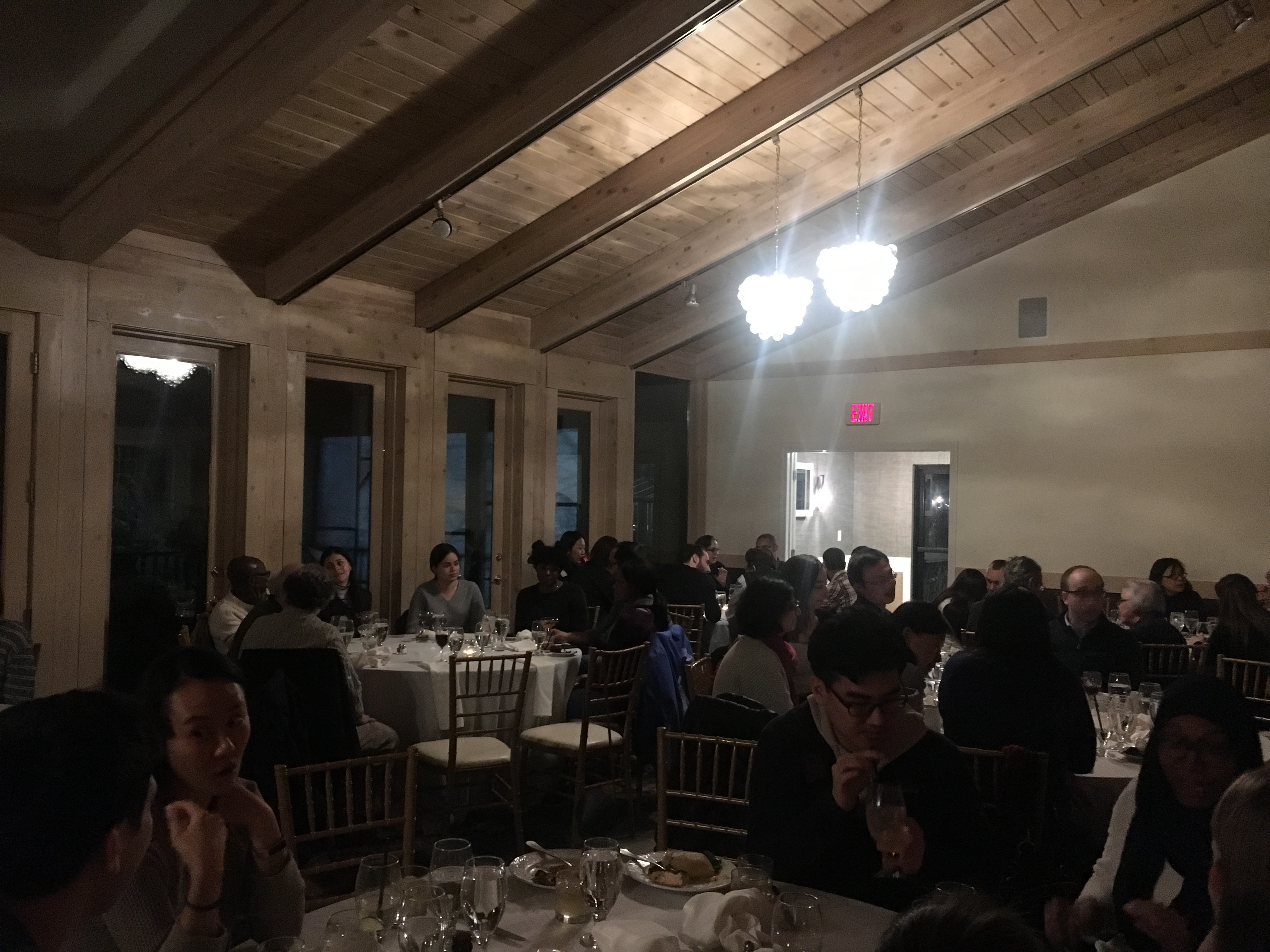 dinner retreat 2019